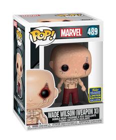 Figurine en Vinyle Wade/Deadpool par Funko POP! X -Men Origins (Convention D'été Exclusive) - R Exclusif