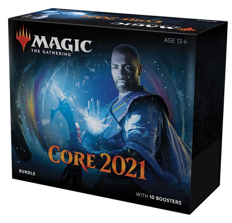 Bundle Édition de Base 2021 Magic Le Rassemblement