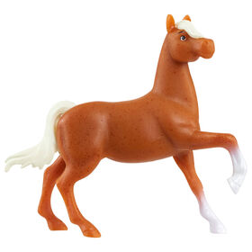 DreamWorks Spirit Riding Free Small Collectible Horse Figure - Tiller