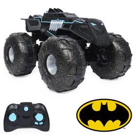 Batman, Véhicule radiocommandé All-Terrain Batmobile, jouets Batman résistants à l'eau