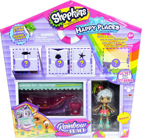 Shopkins Happy Places Season 5 Surprise Me Pack - Hanging Out