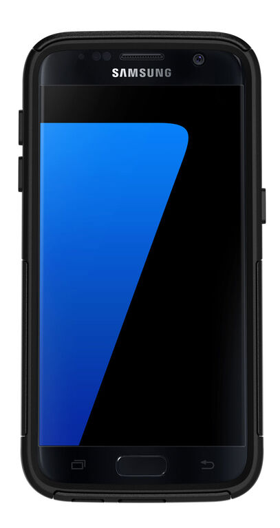 Étui Commuter d'OtterBox pour Samsung GS7 noir