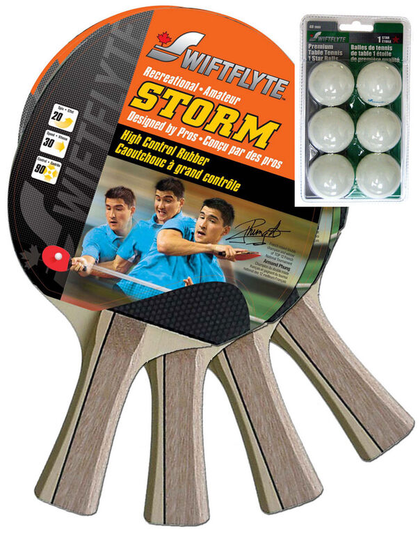 Swiftflyte - Table de tennis de table Match
