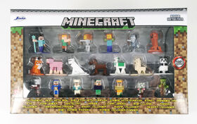Minecraft Nano Metal Figues 20 Pack