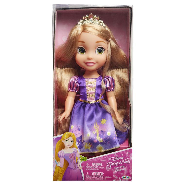 Explore Your World Rapunzel Doll