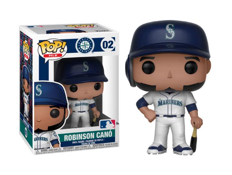 Funko POP! Sports MLB: Seattle Mariners Robinson Cano