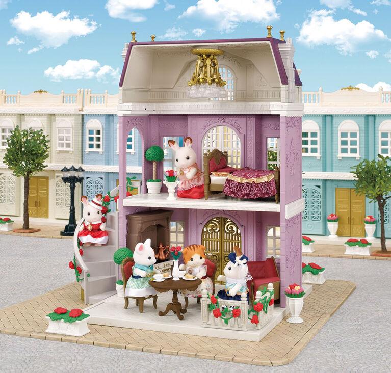 Calico Critters Coffret Cadeau Elegant Town Manor