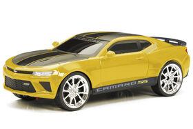 New Bright R/C Sport - Custom Camaro - Jaune.