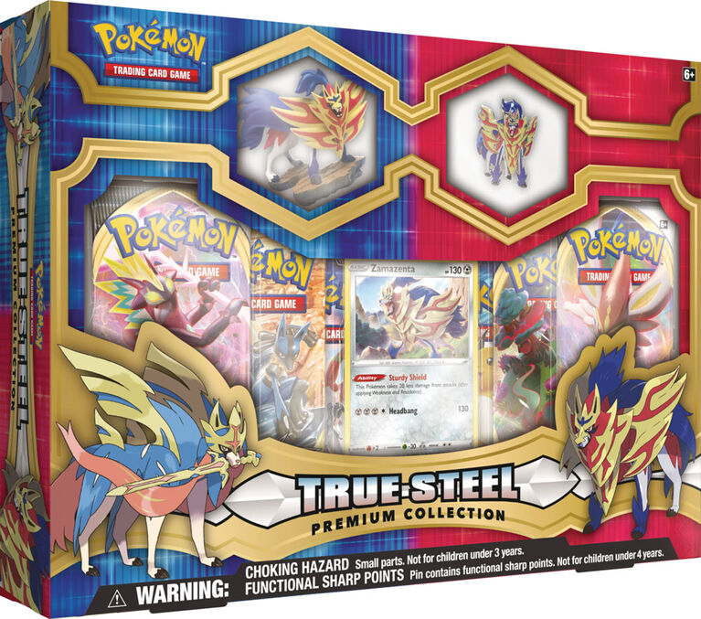 Pokemon True Steel Premium Collection