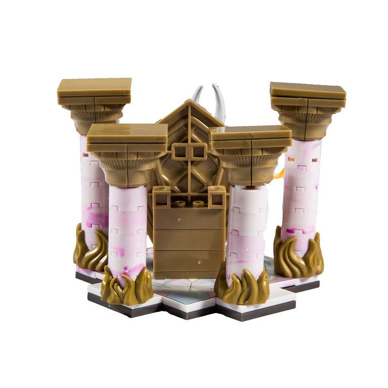 Cuphead Le Throne du Diable Petit Ensemble de Construction