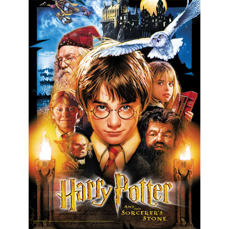 Harry Potter and the Sorcerer's Stone Puzzle - English Edition