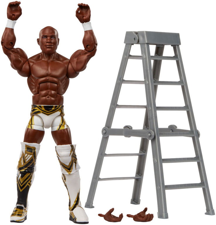 WWE Shelton Benjamin Elite Collection Action Figure