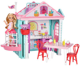 Club Barbie - Maison de Chelsea.