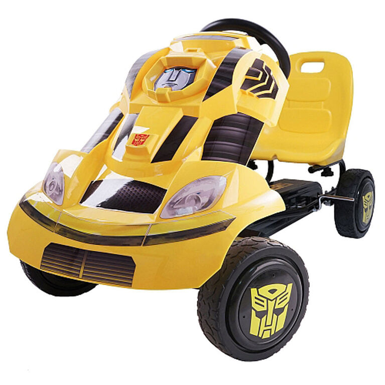 Transformers Bumblebee Pedal Go Kart