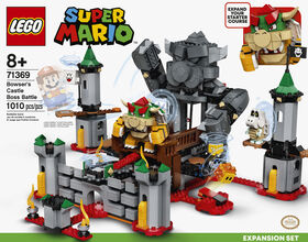 LEGO Super Mario Bowser's Castle Boss Battle Expansion Se 71369