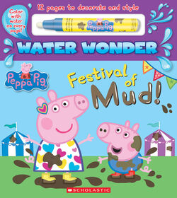 Scholastic - Peppa Pig: Festival of Mud - English Edition