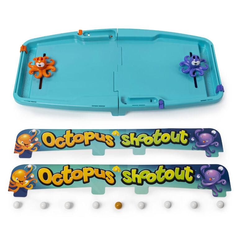 Octopus Shootout, Jeu de hockey de table amusant et déjanté