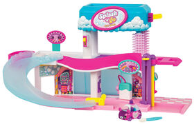 Coffret Splash N' Go Spa Wash de Cutie Cars Shopkins.