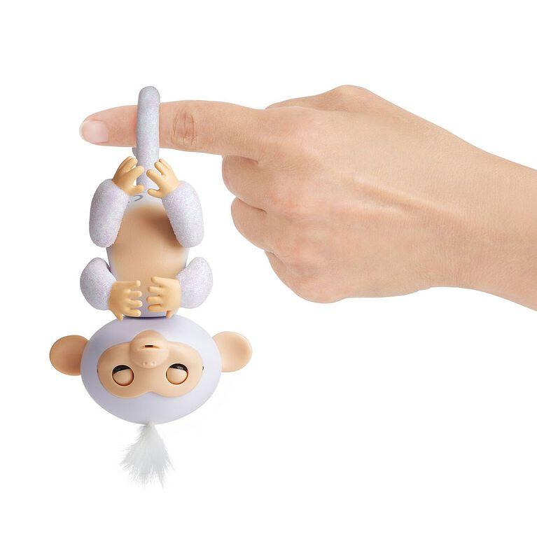 Fingerlings Glitter Monkey - Sugar