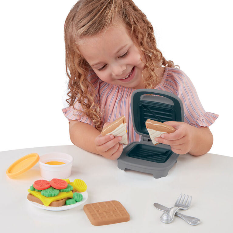 Play-Doh Kitchen Creations, Croque-monsieur