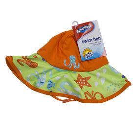 SwimWays Swim Hat - Orange
