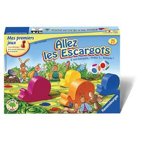 Allez Les Escargots - French Edition