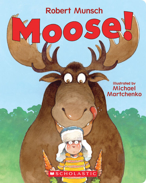 Moose - English Edition