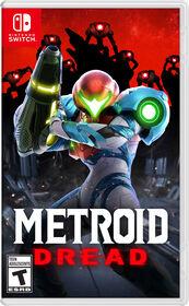 Nintendo Switch - Metroid Dread