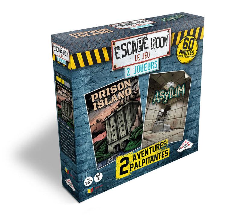Escape Room - Coffret 2 joueurs