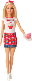 Barbie Careers Waitress Doll
