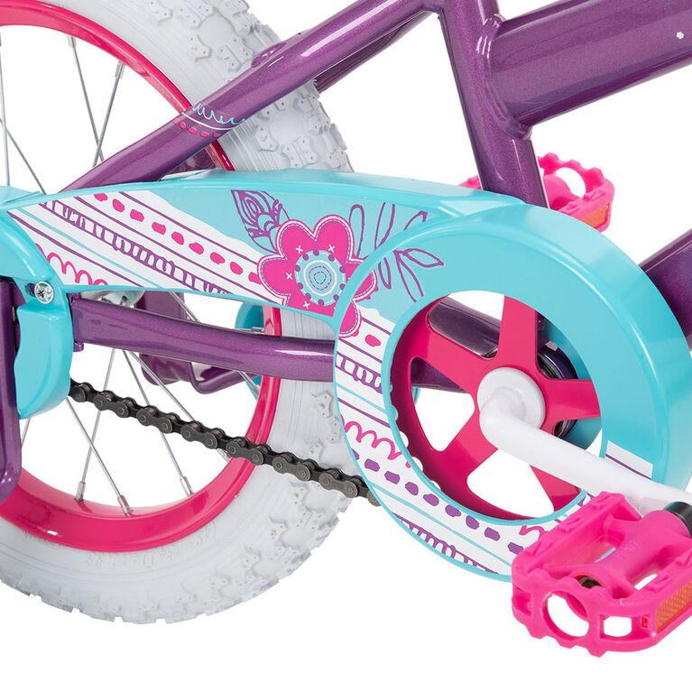 Avigo Glitter - Vélo de 14 pouces