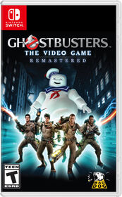 Nintendo Switch - Ghostbusters Video Game Remastered
