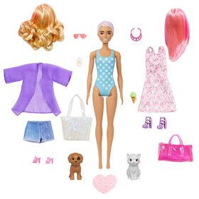 Barbie - Color Reveal - Poupée Tenues Jour et Soirée Suprême 1