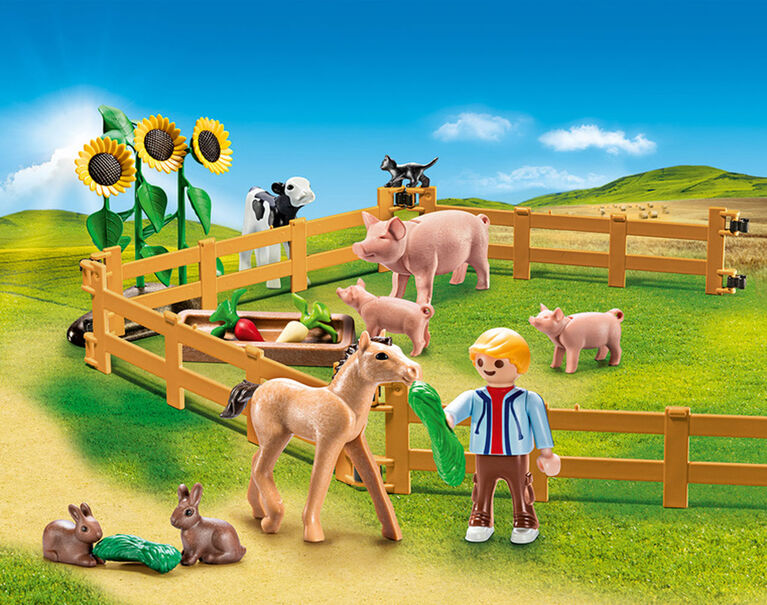 Playmobil - Farm Animals