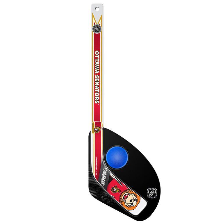 NHL Ottawa Senators Spartacat Mascot Hat Trick Pack