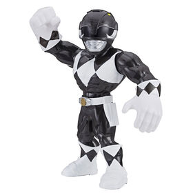 Playskool Heroes Mega Mighties Power Rangers Black Ranger 10-inch Figure