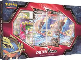 Collection spéciale V-Union Pokémon - Zacian - Édition anglaise