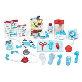 Melissa & Doug Get Well Doctor's Kit Play Set - styles may vary - English Edition