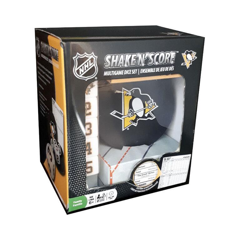 Shake 'n Score Pittsburgh Penguins