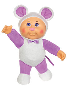 """Cabbage Patch Kids 9"""" Woodland Friend Cuties - 9"""" Millie Mouse"""