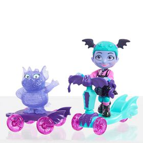 Vampirina Spooky Scooter Set - Vampirina & Gregoria