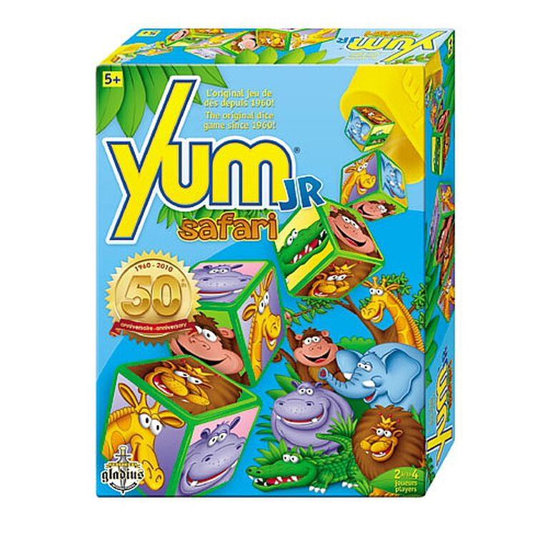 Yum Safari - French Edition