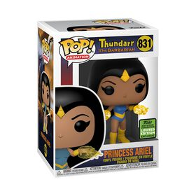 PRE-ORDER, SHIPS APRIL 15, 2021 - Funko POP! Animation Thundarr The Barbarian Princesss Ariel Vinyl Figurine - R Exclusive - Available online only