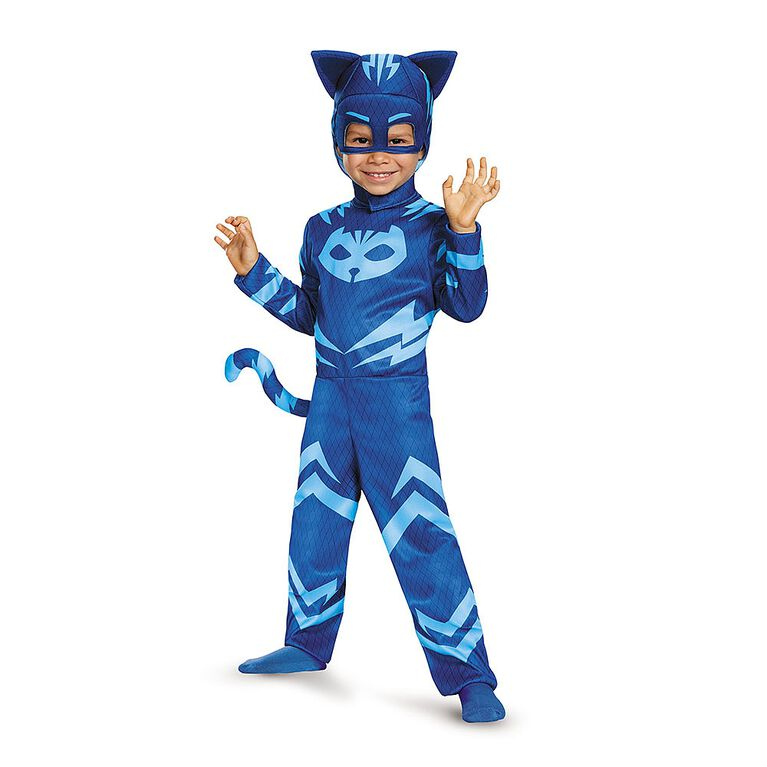 PJ Masks: Catboy Classic Costume 3-4T
