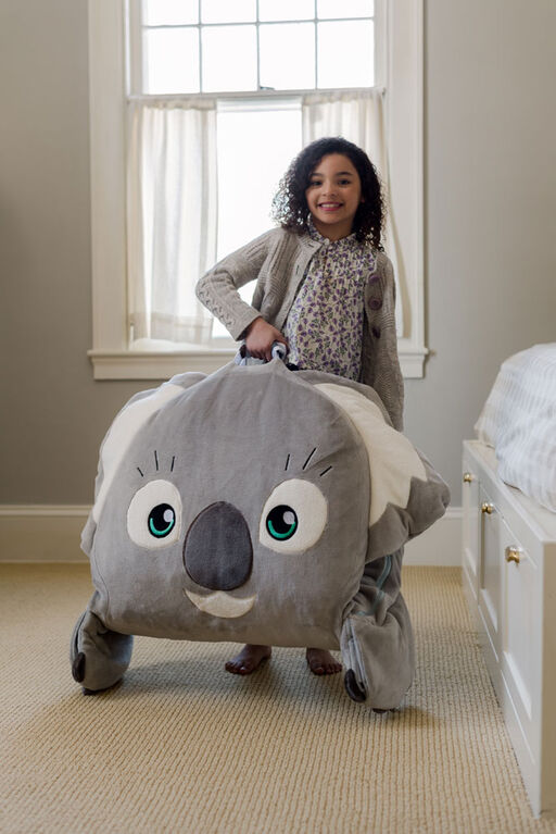 Soft Landing   Luxe Lounger Coussin Personnage Koala