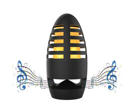 Sharper Image Firelight Lantern Wireless Speaker