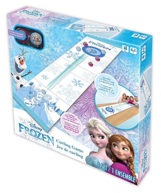 Frozen II: Jeu de curling