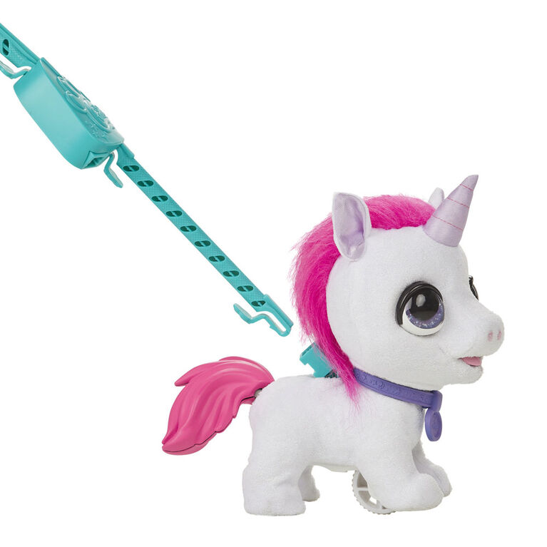 furReal Walkalots Big Wags Unicorn