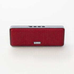 X-mini XOUNDBAR Crimson Red BT Pocket