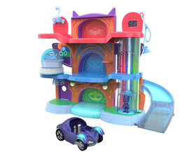 PJ Masks Headquarter Play Set